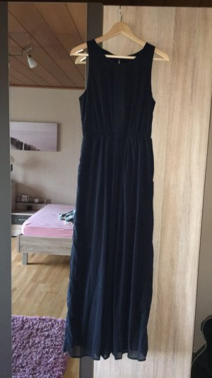 Langes dunkelblaues (Abend-)kleid!