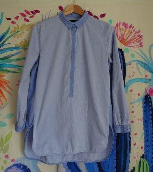 langes Hemd von Zara, zweifarbig