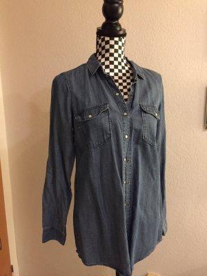 Esmara Chemise en jean bleu