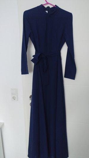 Maxi-jurk donkerblauw