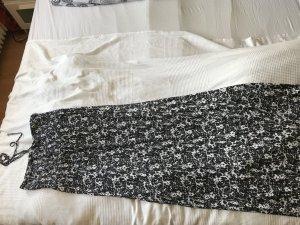 Oasis Bandeaujurk zwart-wit