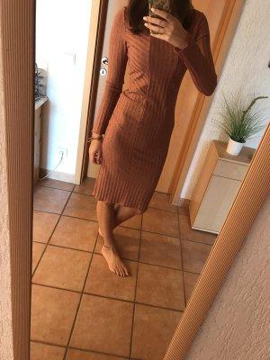 Langes Kleid Glitzer