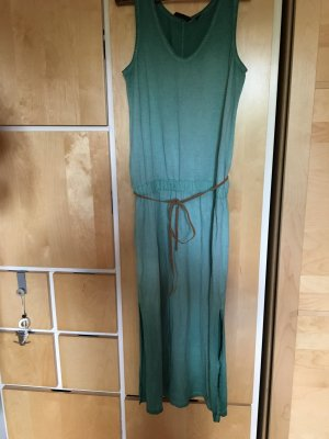 langes Kleid grün, Gr.  40/42 Neu