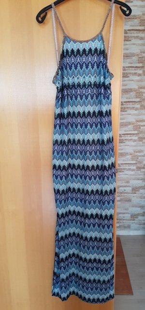 langes Kleid im Missoni Look # D 38 - D 40