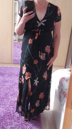 Langes Kleid Maxikleid Sommerkleid kurzarm Gr. M (38) Vero Moda Neu € 45,-