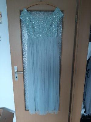 Sequin Dress turquoise