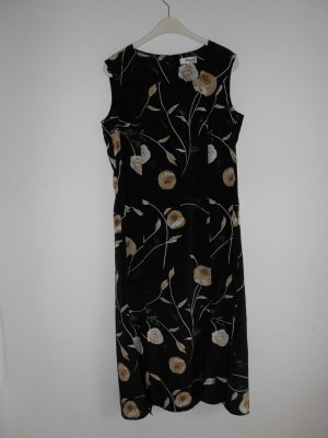 Langes Kleid mit floralem Muster gr 42