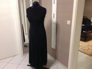 Langes Kleid mit Jacke