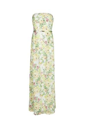 Langes Kleid mit Spitze von Mango, Floral, Blumen, Maxikleid, Lace, Blogger, Hochzeit, Cocktailkleid