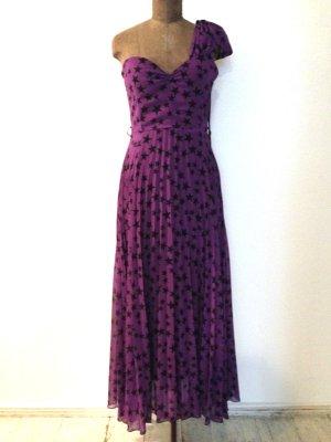 Langes Kleid mit Sternendruck von Liquorish (Asos), Gr. 40