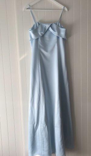 Langes Kleid Sommerkleid satinkleid festliches Kleid