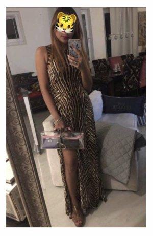 Langes Kleid Tiger Muster MIchael Kors MK Neu inkl Etikett
