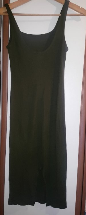 langes Kleid von Bershka