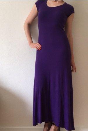 Langes lila Kleid von BCBG