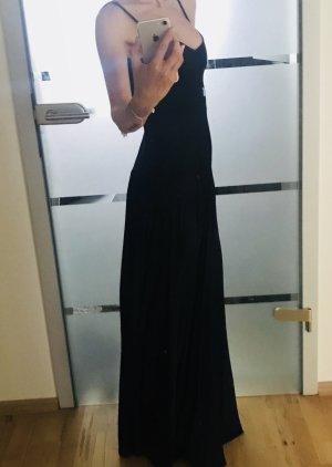 Langes Plissiertes Maxi-Kleid von Asos in xxs neu!