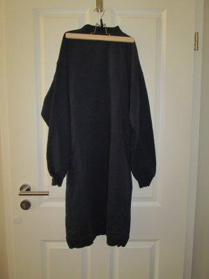langes Pullover-Kleid
