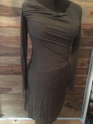 Langes René Lezard Kleid Größe 36