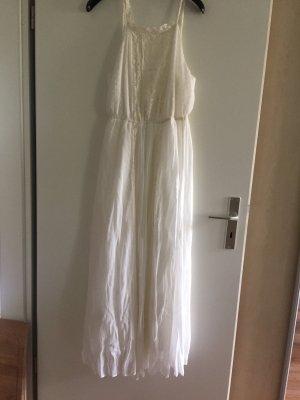 Mango Maxi Dress natural white-white
