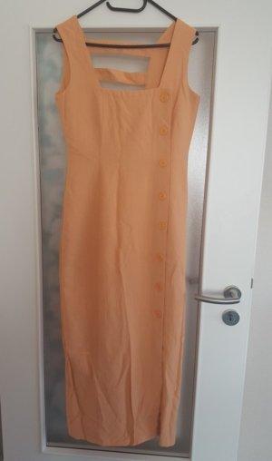 Langes schickes Kleid mit Seitenschlitz (kaum getragen)