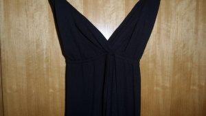 langes schlichtes Kleid