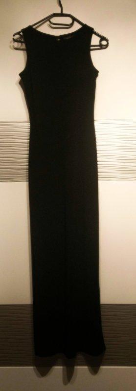 Langes schwarzes Abendkleid von Mexx XS