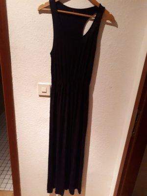 langes schwarzes kleid
