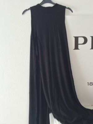 Langes Seitenschlitz Shirt