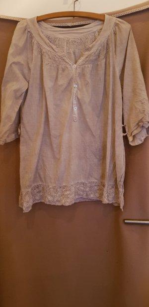 Shirt Dress oatmeal