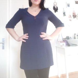 H&M Conscious Collection Camisa larga azul oscuro