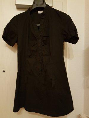 Langes Shirt mit Gürtel-Schlaufe (S) von Madonna