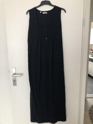 b.p.c. Bonprix Collection Vestido de tela de jersey negro