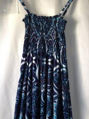 Langes Sommerkleid Größe 34