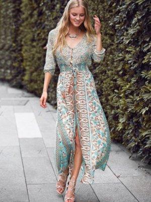 Langes Sommerkleid von Zaful