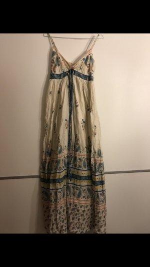 Langes Sommerkleid von Zara