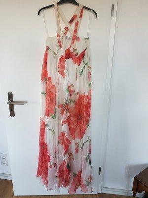 Zara Maxi Dress multicolored silk