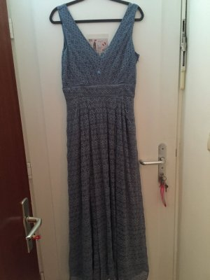 H&M Dress azure-blue