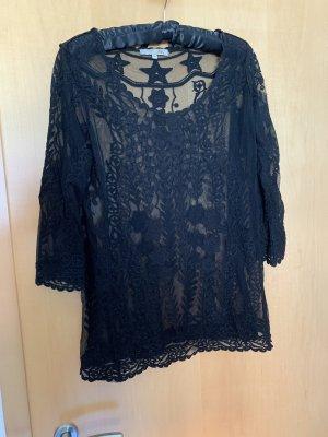 F&E Lace Blouse black