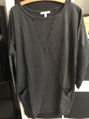 Langes Sweatshirt anthrazit Gr. M Esprit