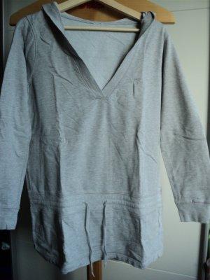Langes Sweatshirt mit Kapuze H&M