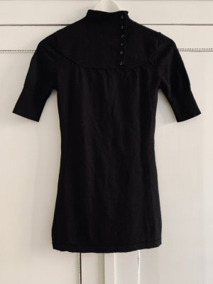 Vero Moda Knitted Top black cotton
