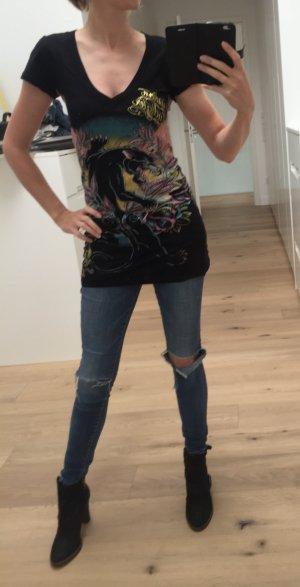 Langes Tshirt bzw. Minikleid von Christian Audigier