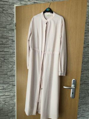 Robe tunique rosé