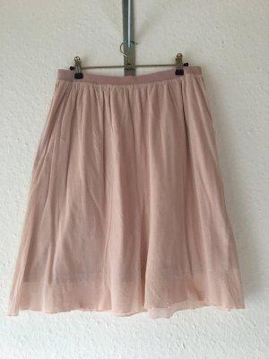Lanius Skater Skirt pink-dusky pink