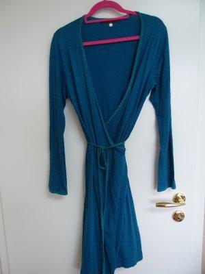 Lanius Robe portefeuille multicolore coton