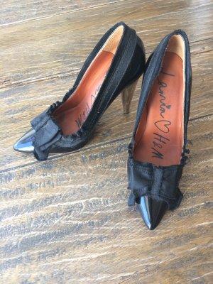 Lanvin for H&M Stiletto noir-argenté
