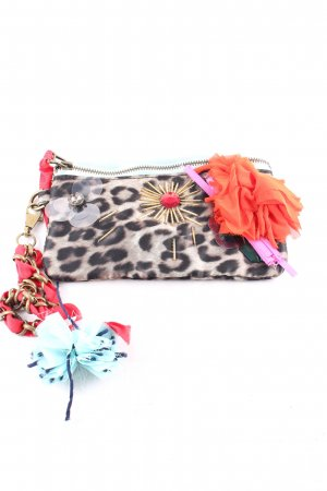 Lanvin for H&M Clutch Leomuster extravaganter Stil