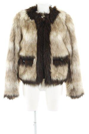 Lanvin for H&M Kunstfelljacke meliert Animal-Look