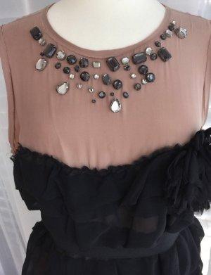 Lanvin für H&M Kleid, Seide, Gr. 42, NEU !!! LUXUS PUR !!! Silvester