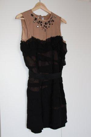 Lanvin H&M Kleid aus Seide