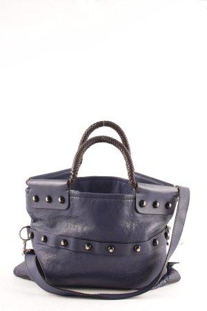 Lanvin Handtasche dunkelblau Elegant